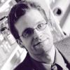 Dr Greg Smith Black White Profile