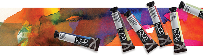 QoR Watercolor