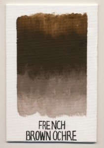 Williamsburg Handmade Oils French Brown Ochre