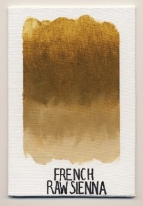 Williamsburg Handmade Oils French Raw Sienna