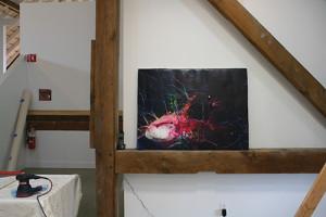 Jennifer Anne Norman's Studio.