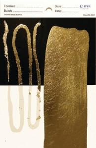 Golden Artist Colors Experimental Custom Products Gold Leaf Size
