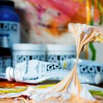 molding paste and paints
